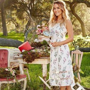 LC Lauren Conrad Disney Alice in Wonderland Dress